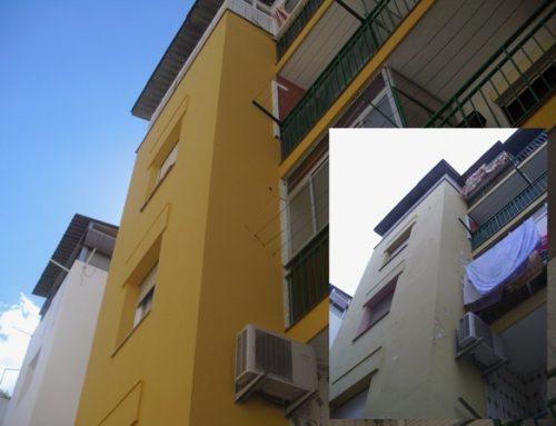 Renovación de fachadas