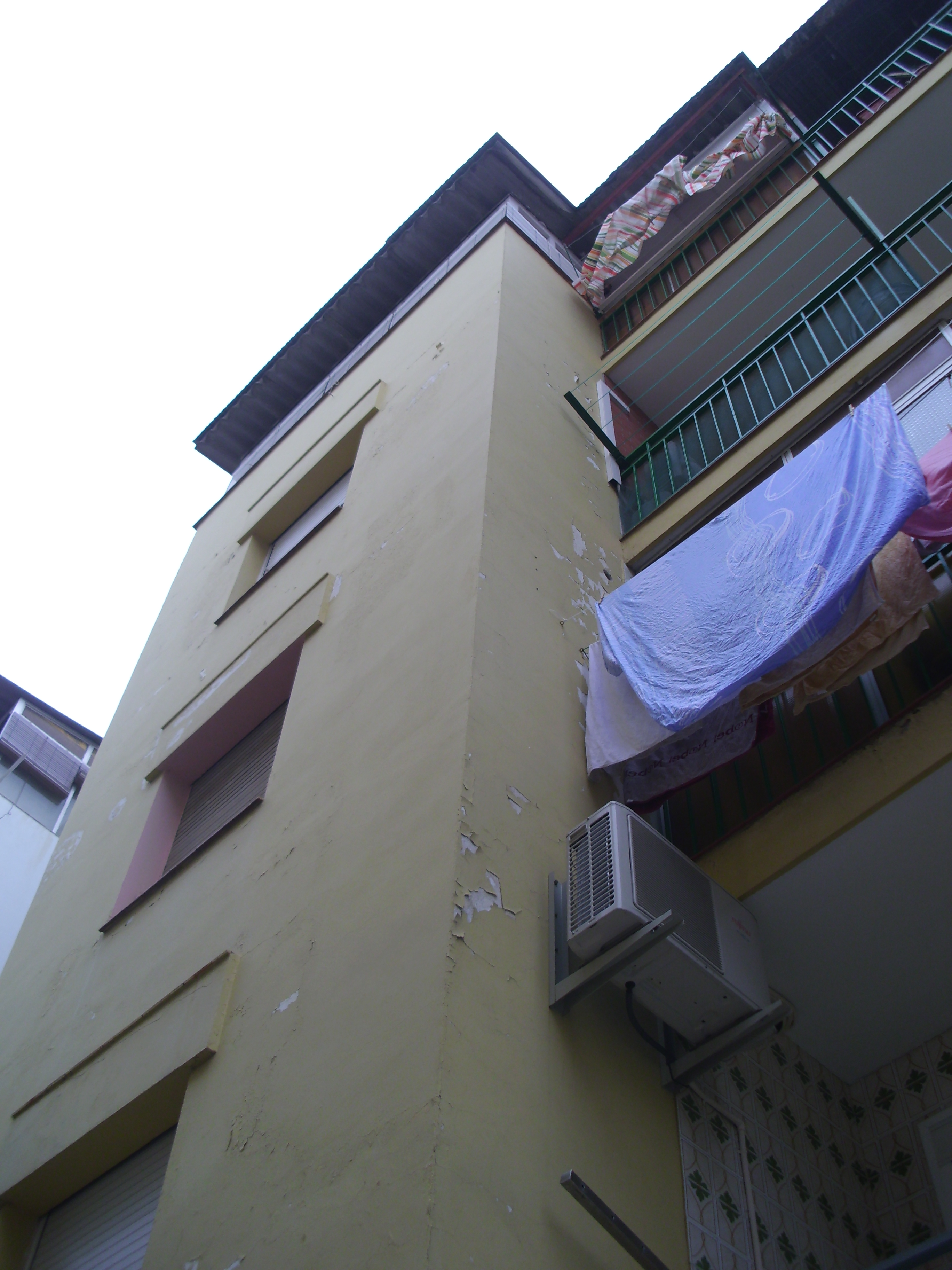 rehabilitació façana terrassa