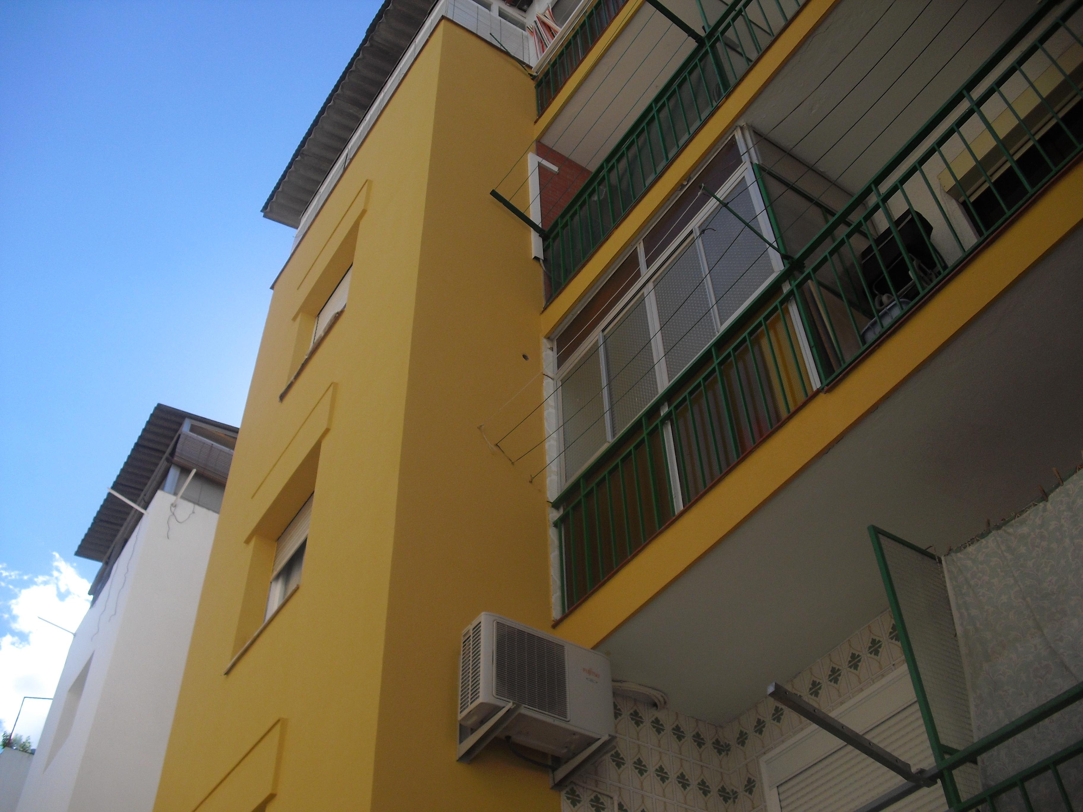 rehabilitación de fachadas en Terrasssa