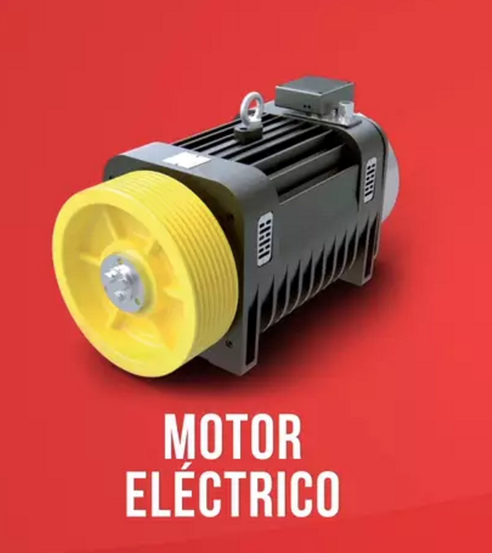fotografia motor electrico