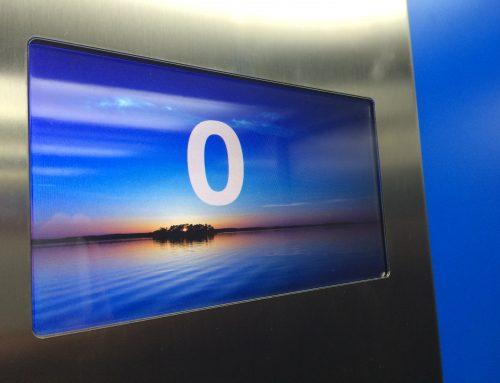 Nuevo ascensor instalado